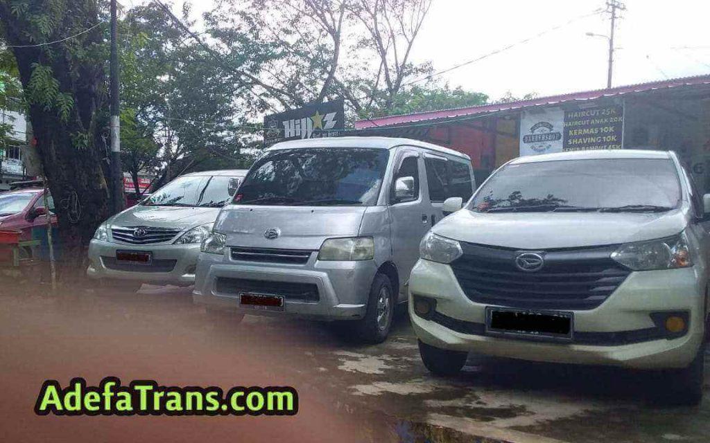 travel palembang bandar lampung