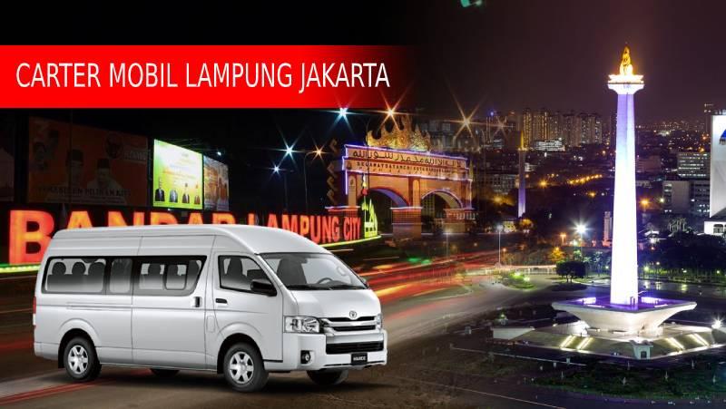 Carter Mobil Lampung ke Jakarta