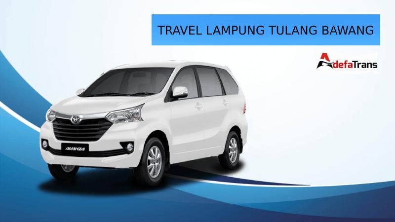 Travel Lampung Tulang Bawang