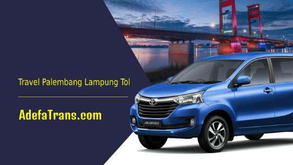 Travel Palembang Lampung Tol
