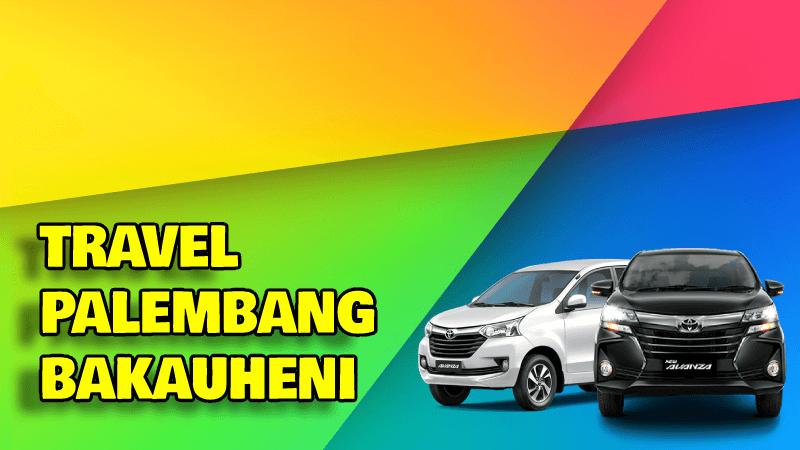 Travel Palembang Bakauheni