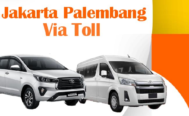 Travel Jakarta Palembang Via Tol
