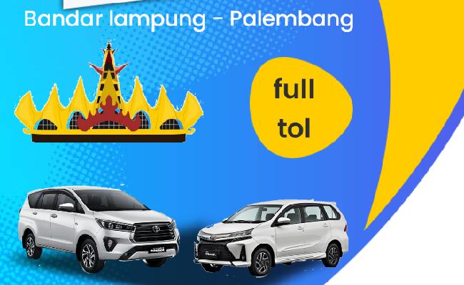 Travel Palembang Ke Bandar lampung Via Tol